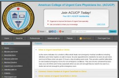 American College of Urgent Care